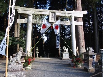 10草部吉見神社1