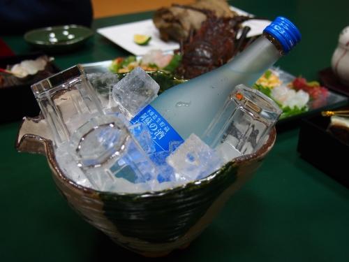 熊本 れいざん 本醸造生貯蔵 麗酒爽快 (1)