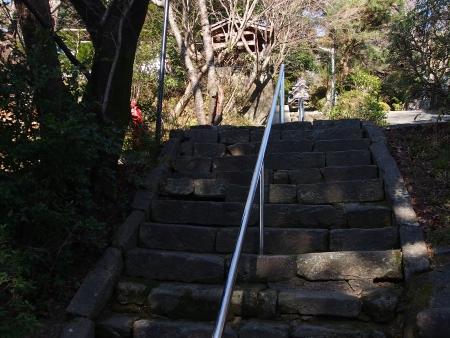1瑞泉禅寺の石段