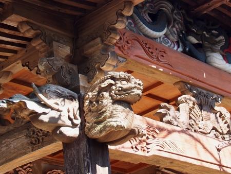 3瑞泉禅寺の木鼻