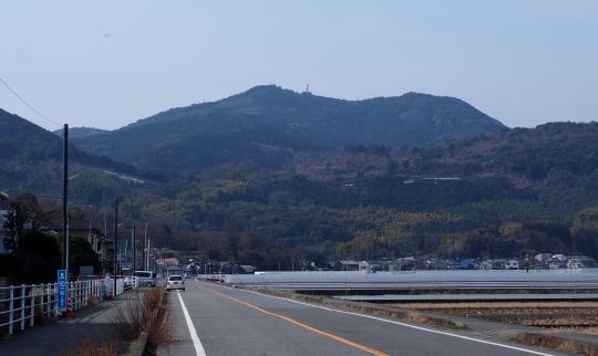 1耳取山 全景