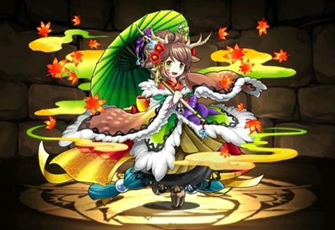 【パズドラ】中華四神とステッカー娘の相性