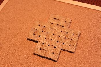 エコクラフトのコースター (2) (350x233)