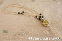 イエロージェイド 石包みペンダント (250x167)