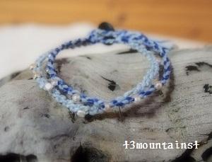 ブルー系2連ブレスレット (300x229)