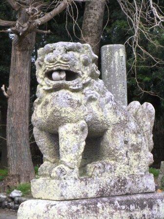 日吉神社田主丸1