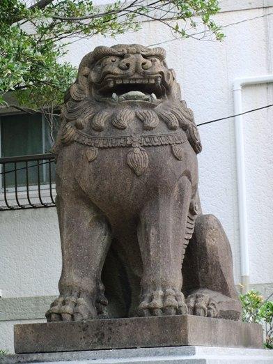 諏訪神社長崎市1