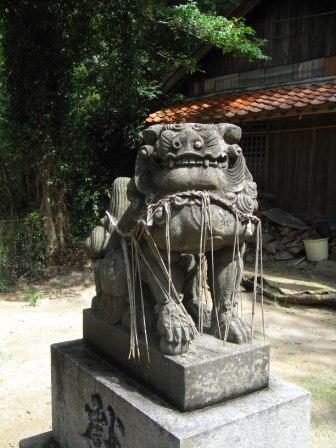 横山神社早良2