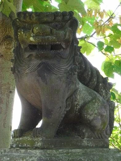 天満神社河内1