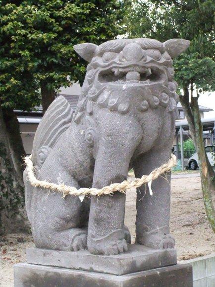 八雷神社西泉2