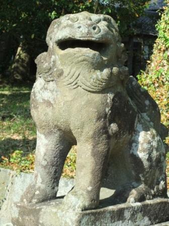 土師老松神社1