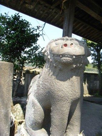 宮地嶽神社玖珠2
