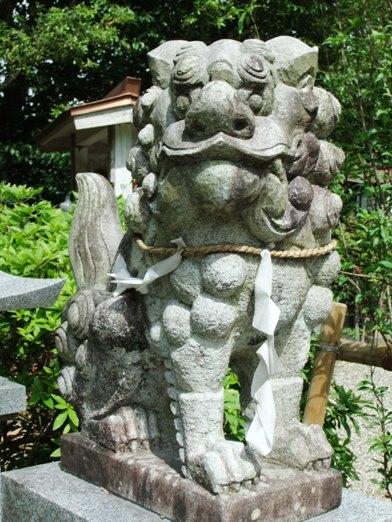 諏訪神社出水市3