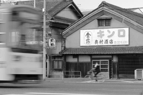 2013/12/29 阪堺電軌阪堺線 綾ノ町~神明町