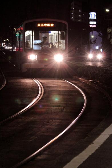 2011/12/31 阪堺電軌阪堺線 綾ノ町