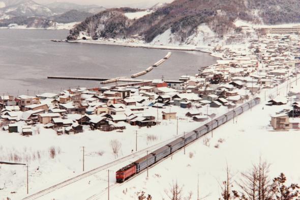 1985年3月 東北本線 浅虫