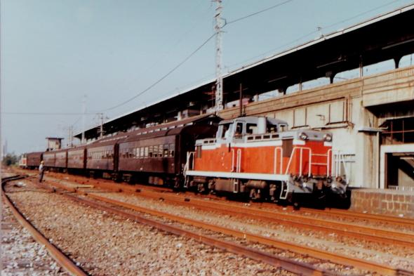 1984年 和田岬線