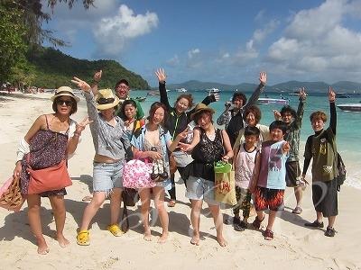 プーケット観光ツアー、スパ、ホテル手配は島風案内人