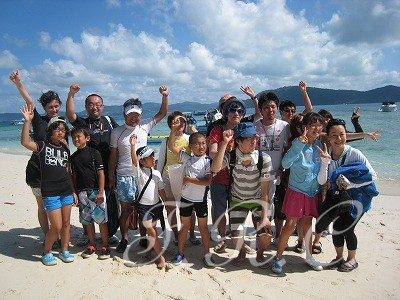 プーケットツアーはプーケット島風案内人のオプショナルコーラル島ツアー