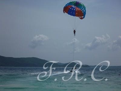 プーケットツアーはプーケット島風案内人のオプショナルコーラル島