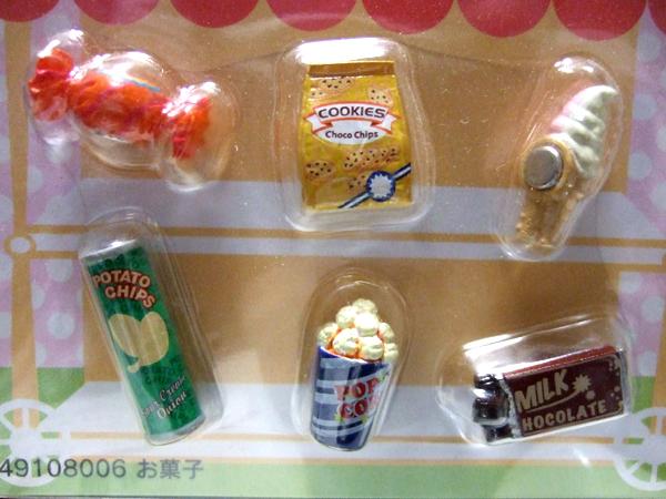 磁石お菓子