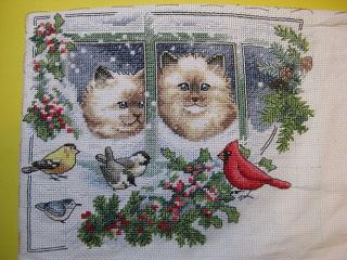 四季猫ちゃん冬