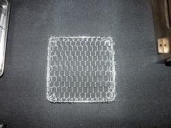 11.5×11.55のステンレス金網