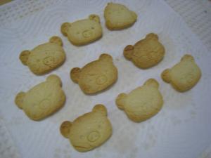 リラックマクッキー1