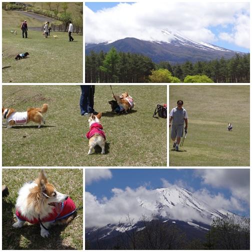 20130512 富士山と雲
