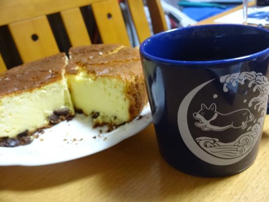 20130816 チーズケーキ