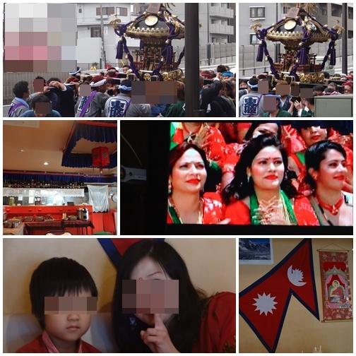 20130908 ネパールのお祭り