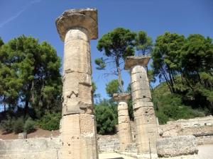 クルーズ083オリンピア:ヘラ神殿