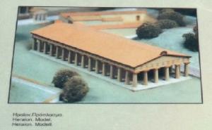 クルーズ084オリンピア:ヘラ神殿