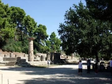 クルーズ085オリンピア:ヘラ神殿