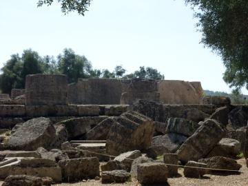 クルーズ086ゼウス神殿