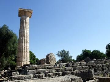 クルーズ088ゼウス神殿