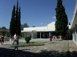 クルーズ090オリンピア博物館