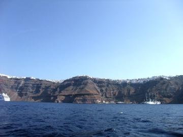 クルーズ112サントリーニ島