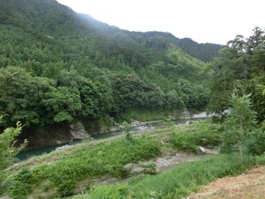 松阪の自然