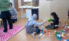 オバアチャンと遊ぶMちゃん140204_1516~01_R