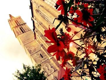 聖ヤコブ教会。たぶん。