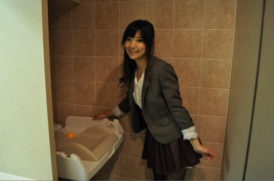トイレ ゆうこさん