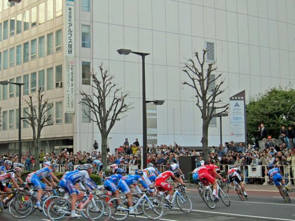 ジャパンカップクリテリウム2010