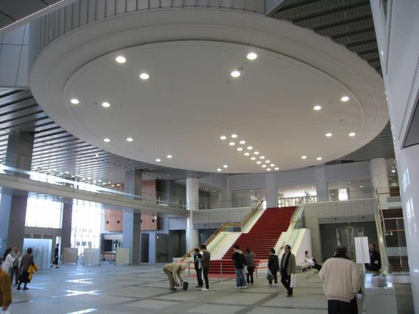 栃木県議事堂