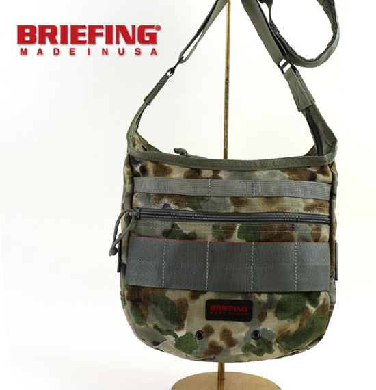 BRIEFING TRANSITIONAL CAMO