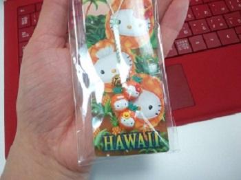 ハワイパイナップルキティ