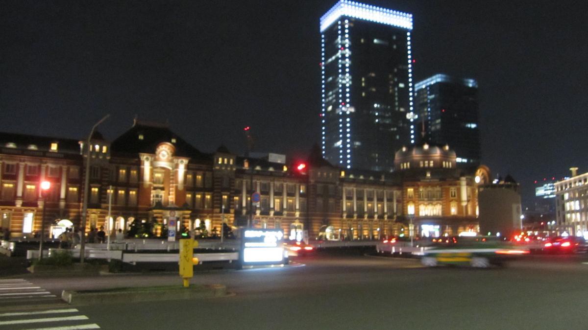 東京駅ライト