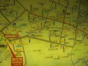 駅前案内図