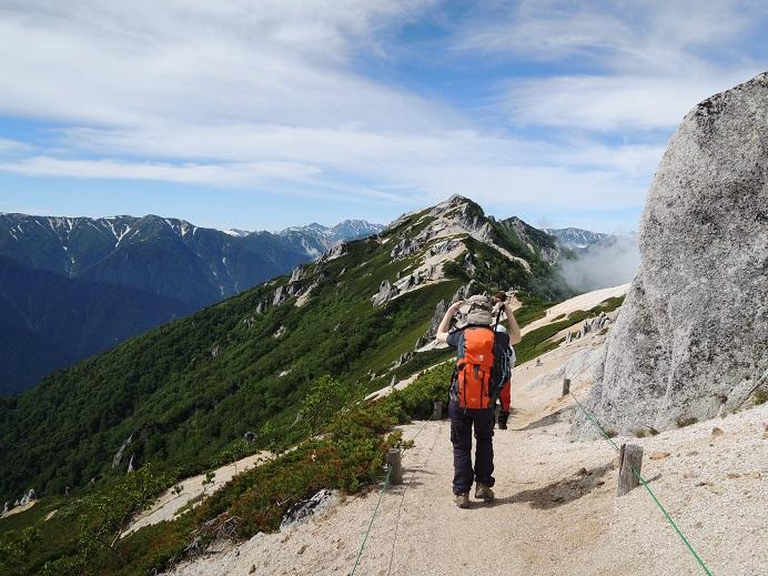 大人の登山