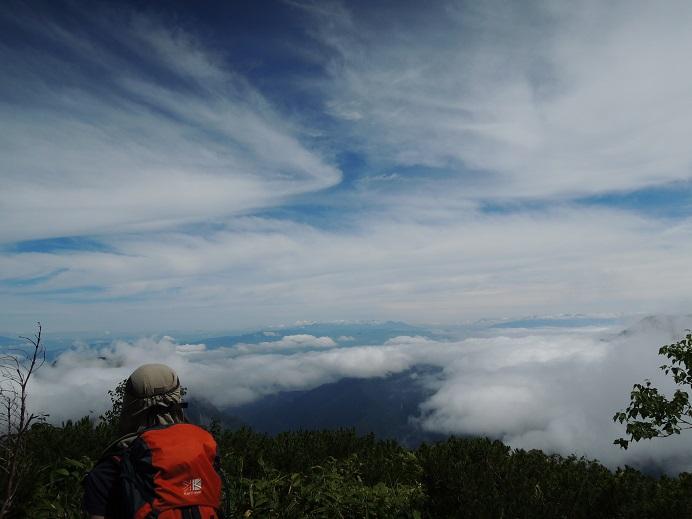 燕岳に登る!!